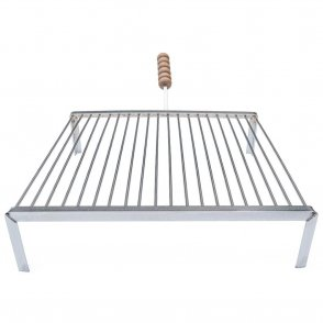Small grill of wrought iron - cm. 40x35