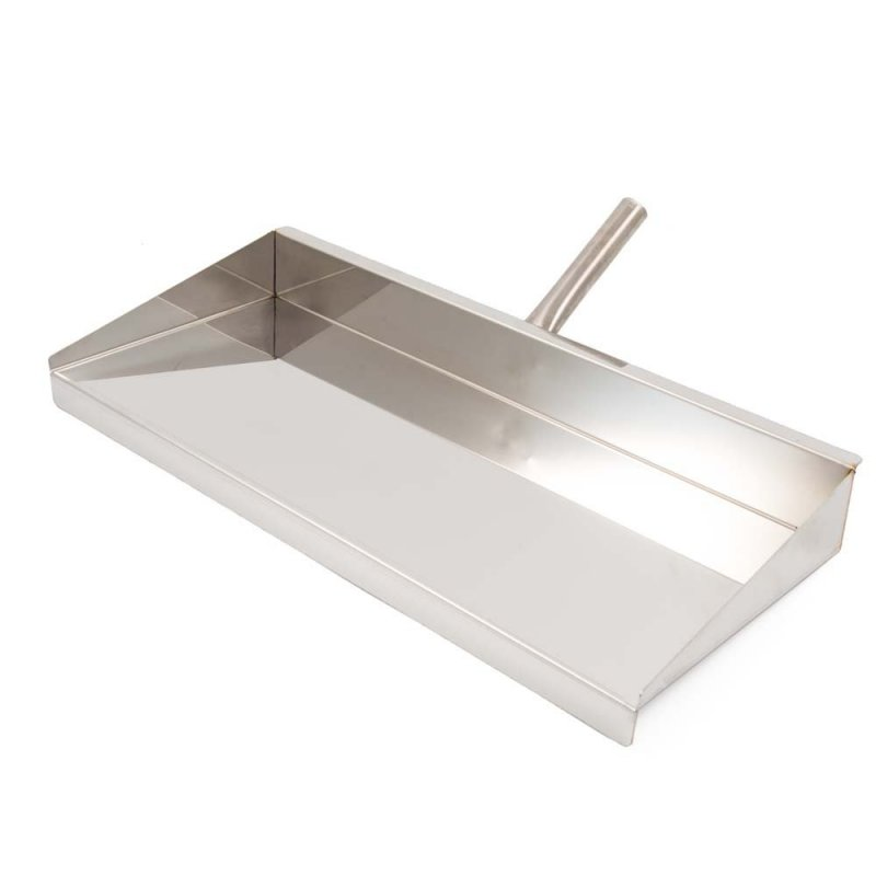 Drip pan cm. 59 in stainless steel AISI 304