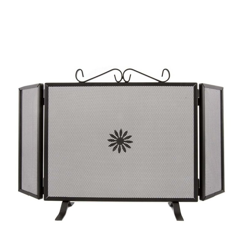 Fire screen in. 23,62  with panels