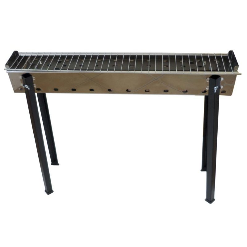 Barbecue per Arrosticini Inox