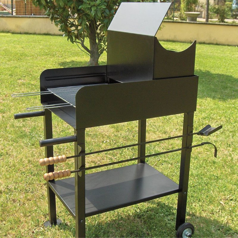 Small barbecue cm. 50X70