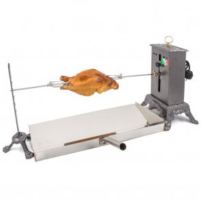 "Horizontal rotisserie ""B800 Registrable"""