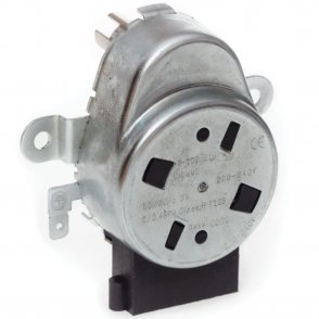Electric motor 6 kg. for domestic use roasting-jacks  - with connection for universal joint