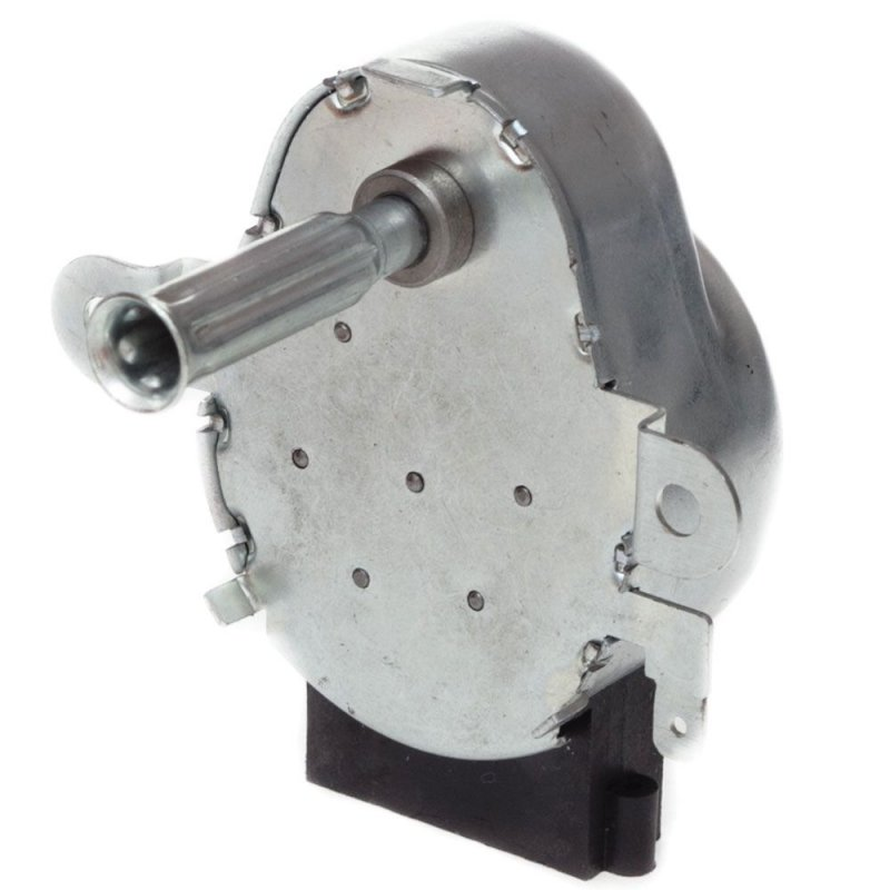 Electric motor 6 kg. for domestic use roasting-jacks  - with bayonet coupling